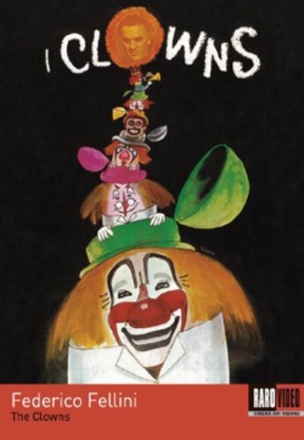 DVD Review: I Clowns (The Clowns)