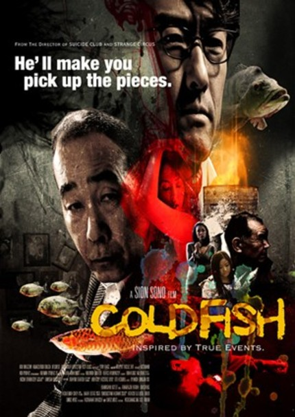 Screenwriter Yoshiki Takahashi Talks COLD FISH
