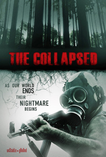 Anchor Bay Acquires Canadian PA Flick THE COLLAPSED