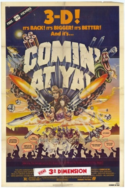 ActionFest 2012 Review: COMIN' AT YA 3D