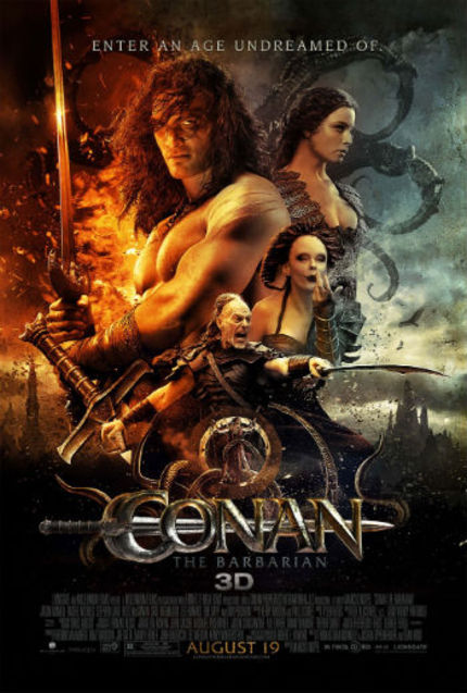 Weinberg Reviews CONAN THE BARBARIAN