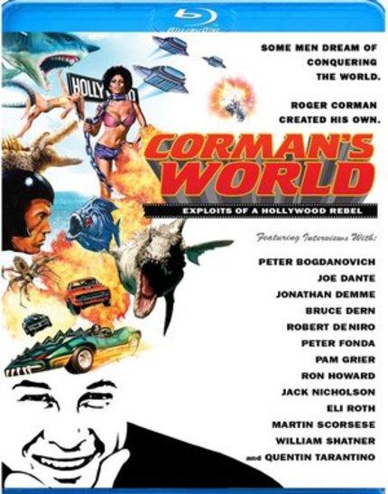 Blu-ray Review: CORMAN'S WORLD: EXPLOITS OF A HOLLYWOOD REBEL