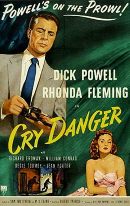 NOIR CITY 8: Eddie Muller's Introductory Remarks to CRY DANGER (1951)