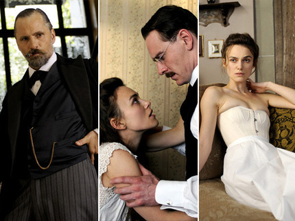Cronenberg's A DANGEROUS METHOD Finds a Home with Sony Pictures Classics