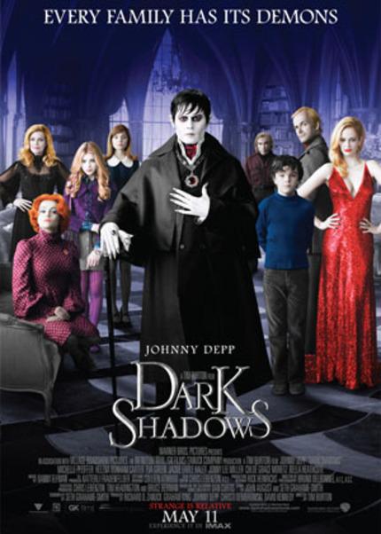 Review: DARK SHADOWS