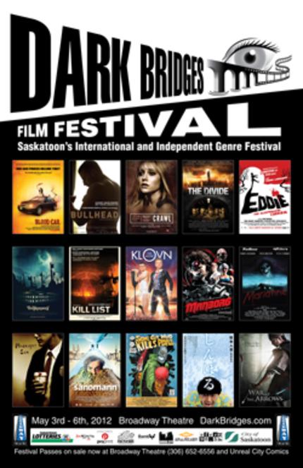Dark Bridges Film Festival Announces Full Line-up: BULLHEAD, KILL LIST, KLOWN and Many More...
