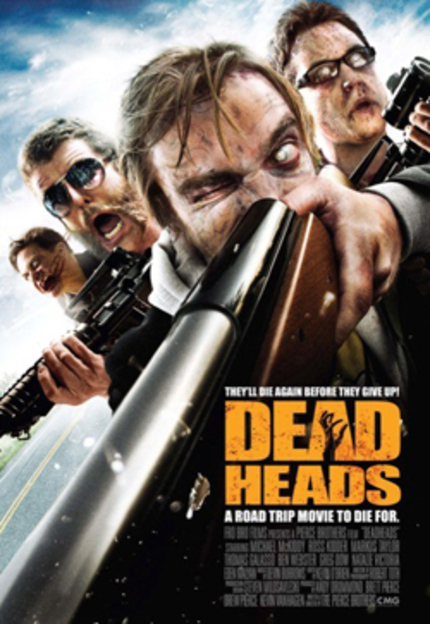 TADFF 2011: DEAD HEADS Review