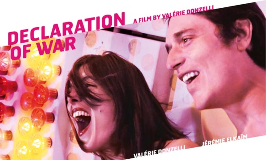 Watch Trailer for French Festival Darling DECLARATION OF WAR