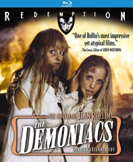 Jean Rollin On Blu-ray: THE DEMONIACS Review