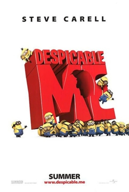 I Have Succumbed To The New Trailer For DESPICABLE ME