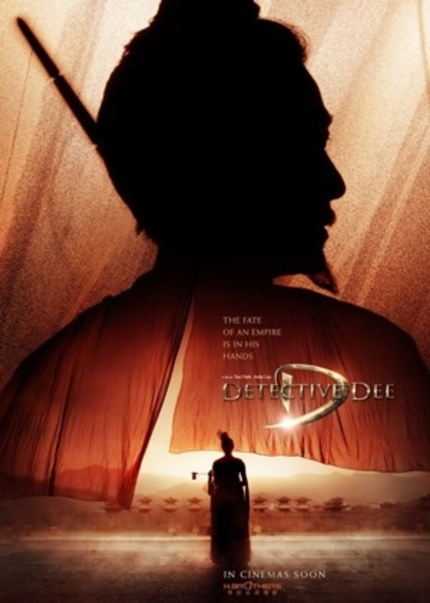 VENICE FILM FESTIVAL 2010: A Second Trailer For Tsui Hark's DETECTIVE DEE