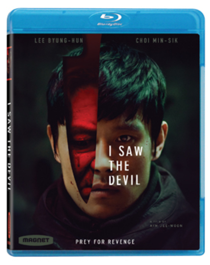 Magnet Blu-ray News: I SAW THE DEVIL, BLACK DEATH 5/10, CHAWZ & MUAY THAI GIANT 4/26