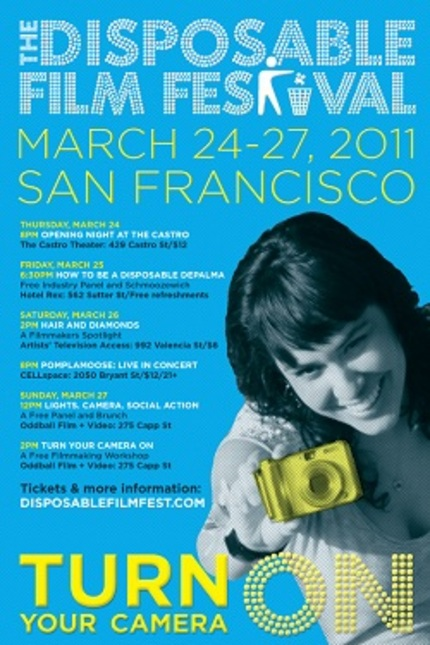 THE DISPOSABLE & THE DISCONTINUOUS: BAY AREA FILM CULTURE IN TRANSITION: 2011 DISPOSABLE FILM FESTIVAL (DFF)