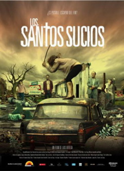 ARGENTINE CINEMA: LOS SANTOS SUCIOS / THE DIRTY SAINTS (2009)--Q&A With Luis Ortega