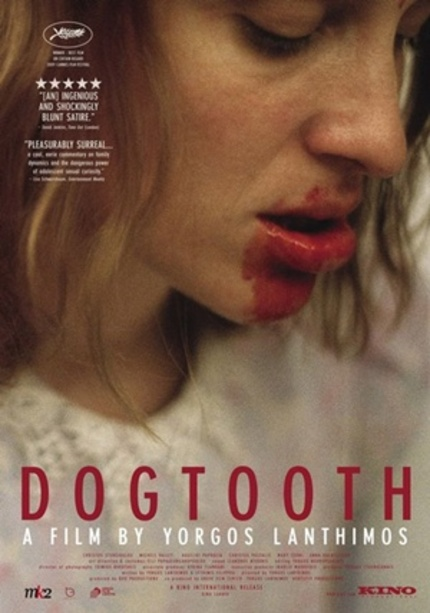 Boozie Movies At Danger After Dark! DOGTOOTH Review!