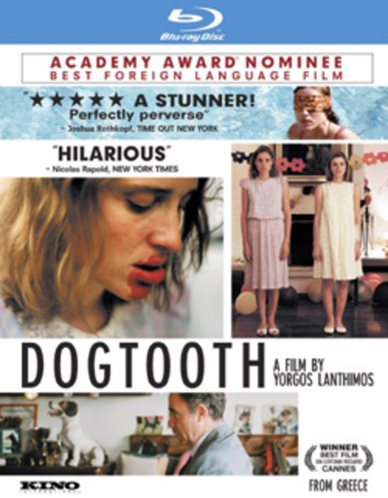 DOGTOOTH Blu-ray Review