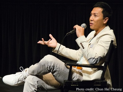NYAFF 2012 Interview: Action Icon Donnie Yen