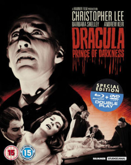 UK Blu-Ray Review: DRACULA, PRINCE OF DARKNESS