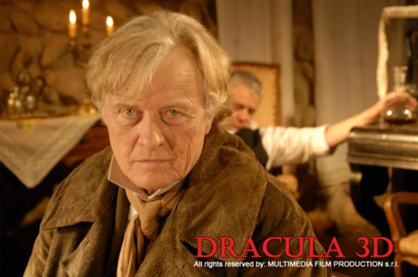 First Images From Dario Argento's DRACULA 3D