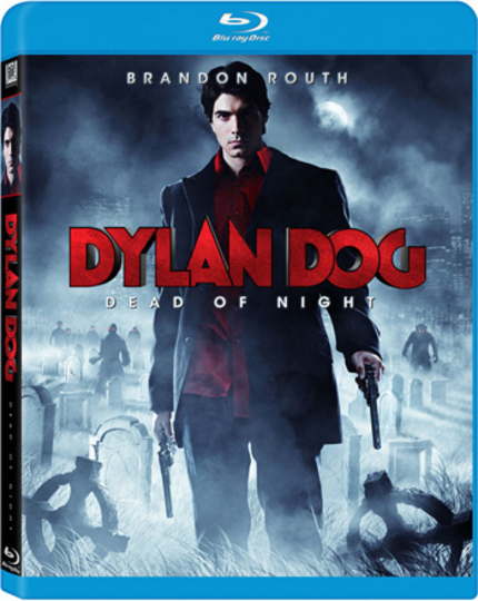 Review: DYLAN DOG: DEAD OF NIGHT Blu-Ray