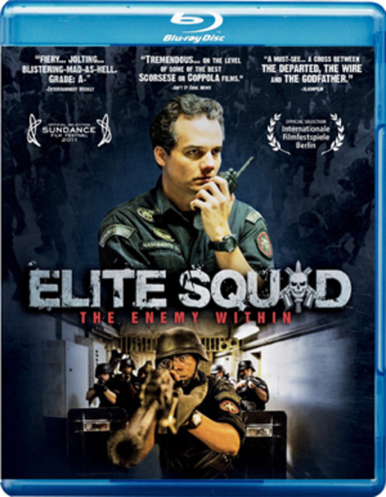Blu-ray Reviews: ELITE SQUAD: THE ENEMY WITHIN & URBANIZED