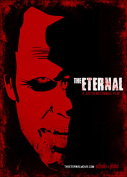 First bit o' casting news for Canadian vampire film 'The Eternal'.