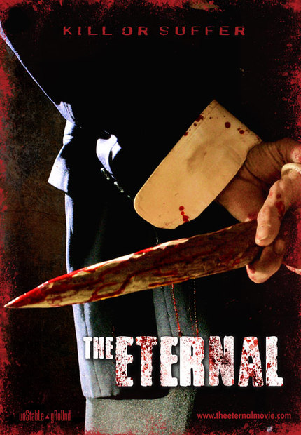 'The Eternal': new teaser posters and a contest at Rue Morgue Festival of Fear!