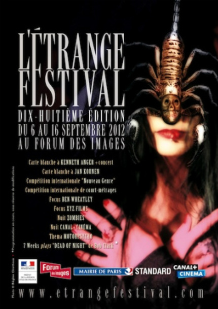 EURO BEAT: L'Etrange Festival Brings Horror to Paris, Plus Jean-Paul Belmondo Returns