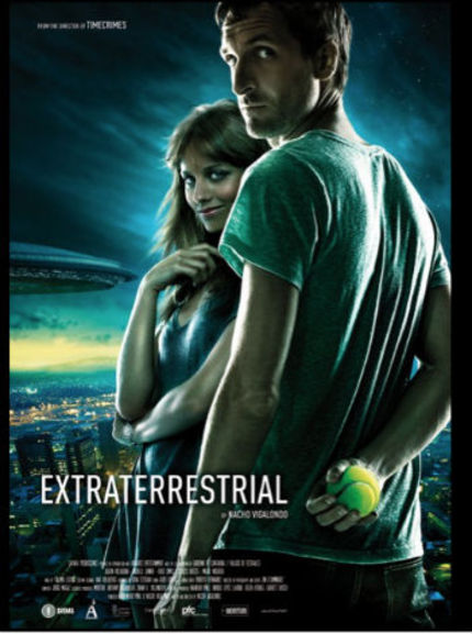 New Teaser Poster for Nacho Vigalando's EXTRATERRESTRIAL