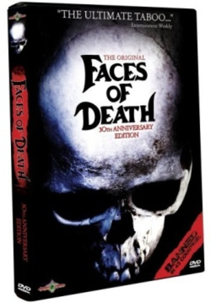 FACES OF DEATH 30TH ANNIVERSARY DVD Review