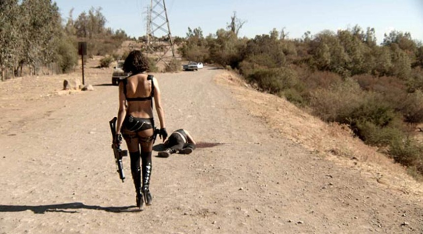 Fantastic Fest 2012 Review: BRING ME THE HEAD OF THE MACHINE GUN WOMAN is Sexy Violent Fun