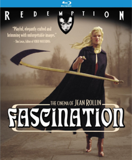 Jean Rollin on Blu-ray: FASCINATION Review