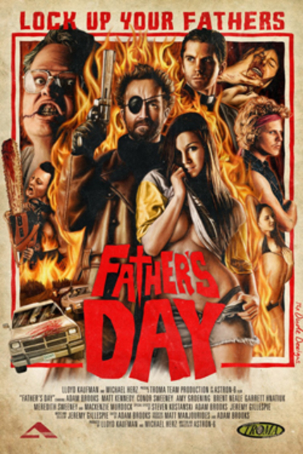 TADFF 2011: FATHER'S DAY review