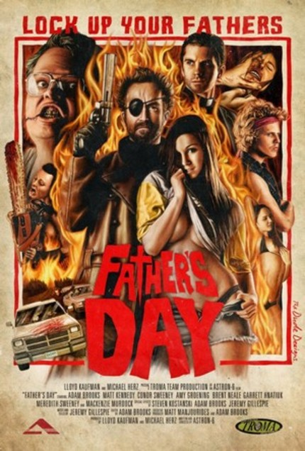 Astron-6's FATHER'S DAY Banned In Oz!