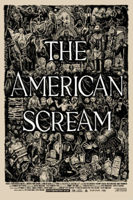 Review: THE AMERICAN SCREAM Happily Haunts the Halloween Season