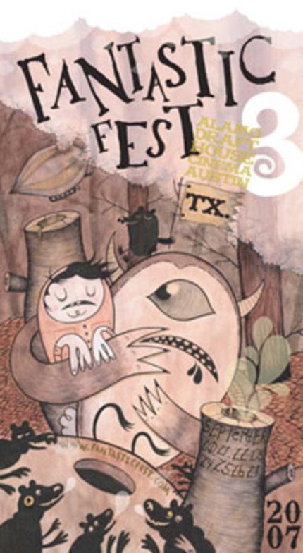 Fantastic Fest Report: Aachi and Ssipak, The Rug Cop, A Colt is My Passport, Fantastic Feud
