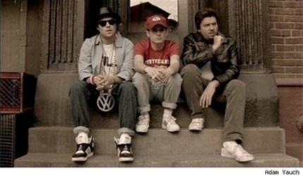 Beastie Boys Past vs Beastie Boys Future. FIGHT FOR YOUR RIGHT: REVISITED Trailer Arrives!