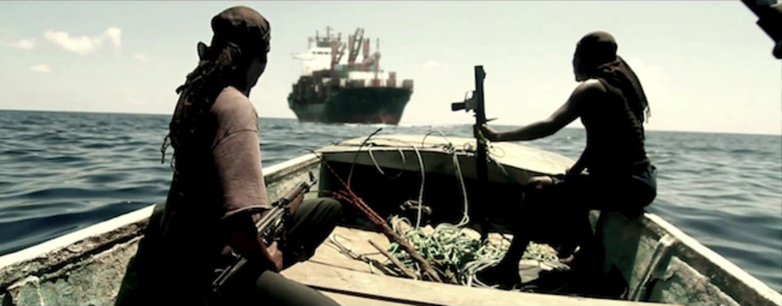 Sundance 2012: Watch The Trailer For Somali Pirate Short FISHING WITHOUT NETS