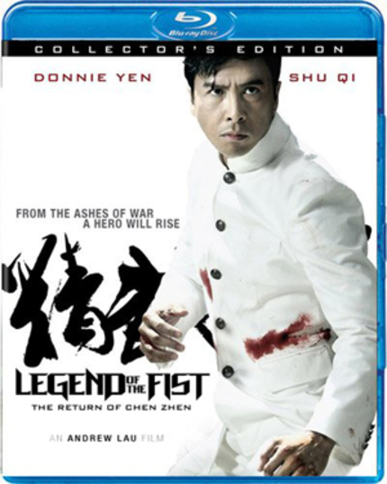 [Winner!] Win LEGEND OF THE FIST: THE RETURN OF CHEN ZHEN And Much More From Well Go USA!