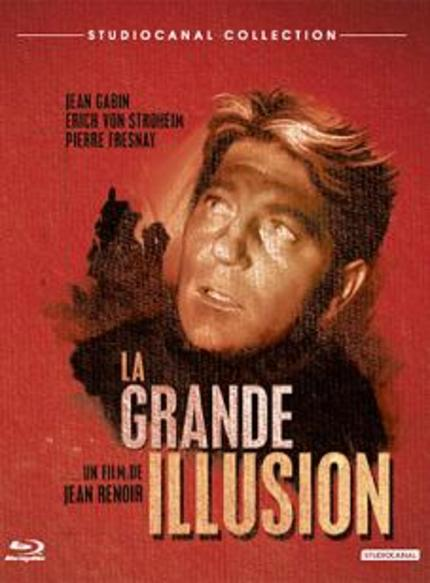 BluRay Review: LA GRANDE ILLUSION (1937)