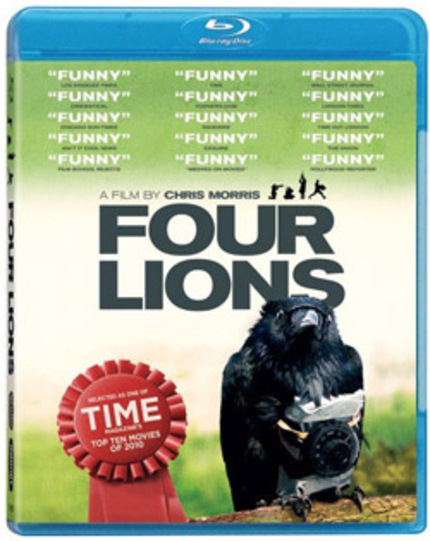 Blu-ray Review: FOUR LIONS