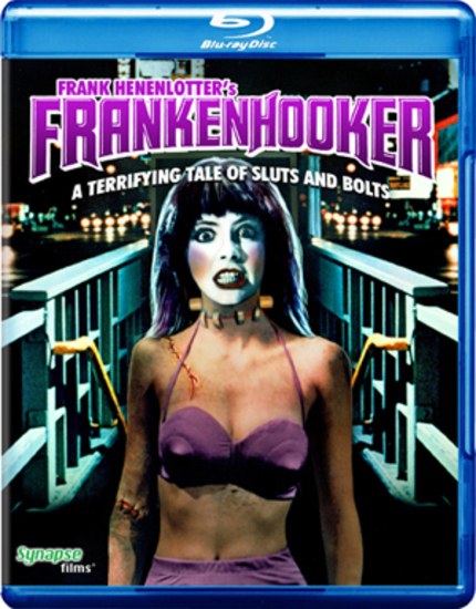 FRANKENHOOKER Blu-ray Review