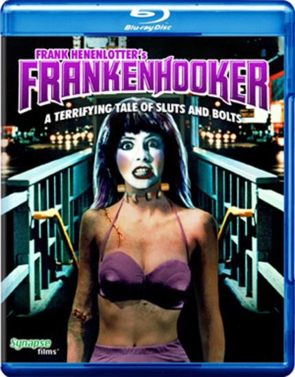 FRANKENHOOKER Blu-ray Review