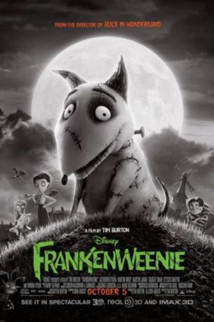 Fantastic Fest 2012 Review: FRANKENWEENIE 3D Barks But Doesn't Bite