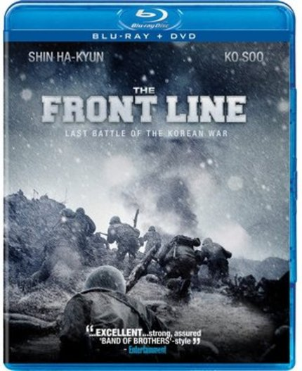 Blu-ray Review: THE FRONT LINE (Well Go USA)