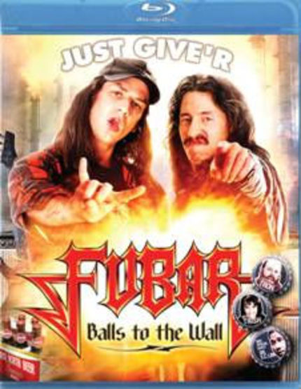 FUBAR: BALLS TO THE WALL Blu-ray Review