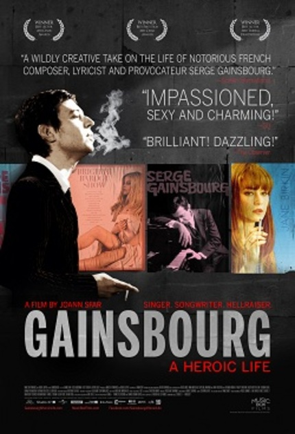 GAINSBOURG (VIE HÉROÏQUE): Interview With Joann Sfar