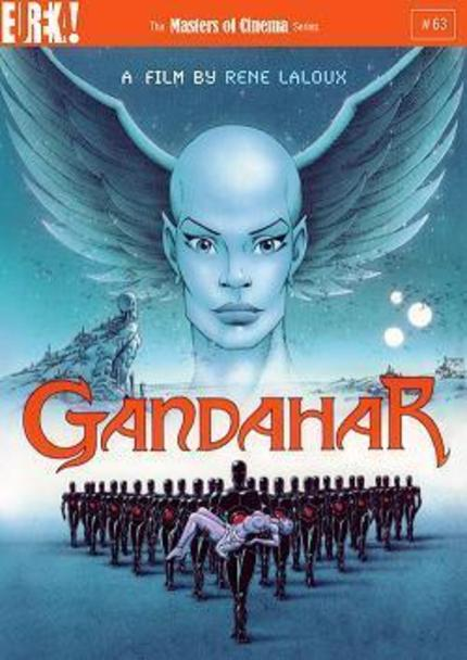 GANDAHAR DVD Review