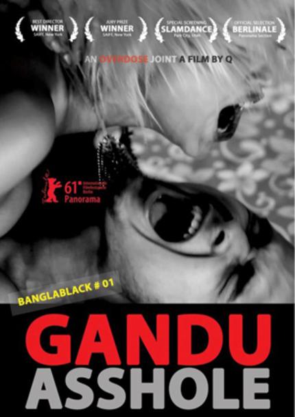 GANDU's Indian Public Premiere: A Conversation With Q