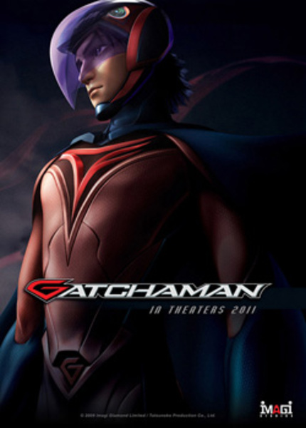 An Earlier Look at GATCHAMAN Trailer